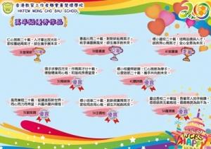 20周年校慶親子標語(Slogan)創作比賽