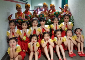 第五十三屆學校舞蹈節舞蹈比賽