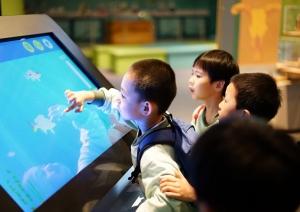 P2 Students Visiting Hong Kong Science Museum