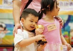 親子STEAM機械人及填色比賽頒獎禮
