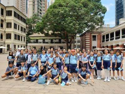 香港體驗遊——大館、赤柱