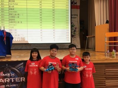2018 MakeX 機械人挑戰賽
