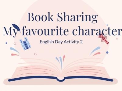 English Day_Book Sharing