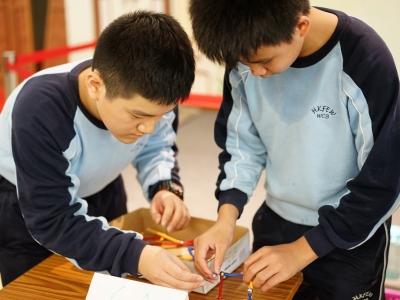 六年級數學小擂台比賽