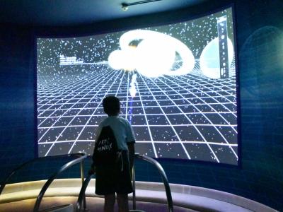 六年級常識科參觀香港太空館