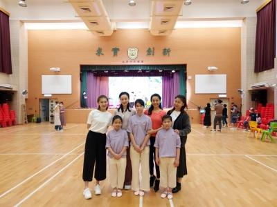 善德學堂之「中華優秀文化校園計劃」啟動