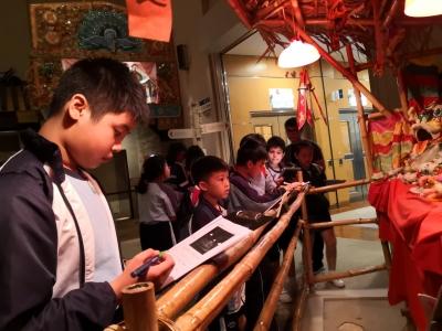 四年級常識科參觀香港歷史博物館