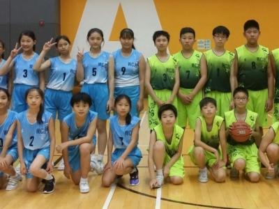 2016-17年度大嶼山區小學校際籃球比賽