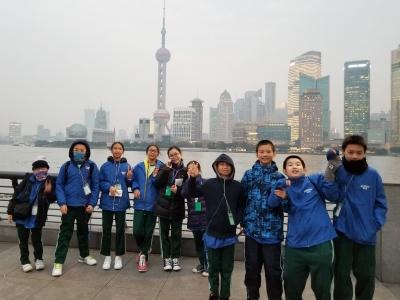 上海歷史及科技探索之旅