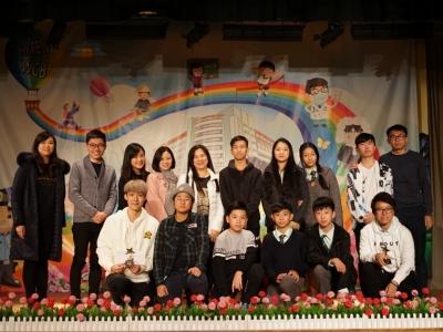 「Sing聲相識」校友會歌唱大賽2018