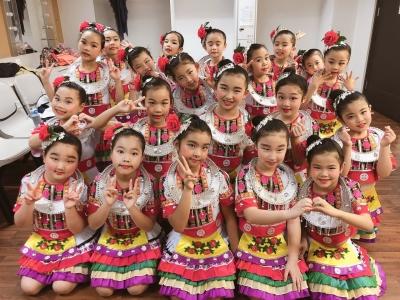 「第五十五屆學校舞蹈節」比賽,榮獲優等獎