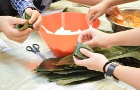 家長興趣班(2):「幻彩水晶粽」
