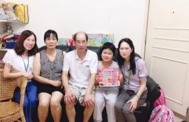 家庭探訪活動2019-2020