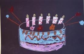 一年級_生日蛋糕